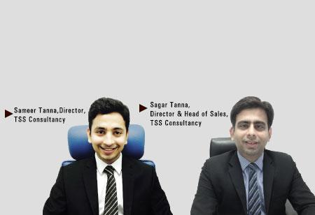 Sagar Tanna & Sameer Tanna,  Director and Head of Sales & Director,TSS-Consultancy