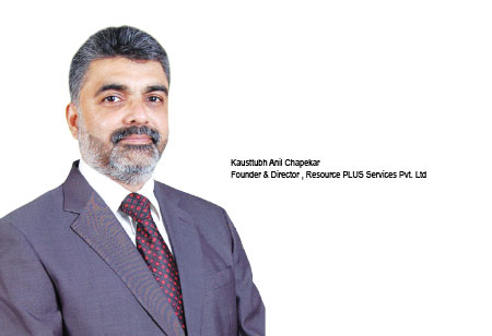 Kausttubh Anil Chapekar,Founder ,Resource-PLUS-Services-Pvt-Ltd