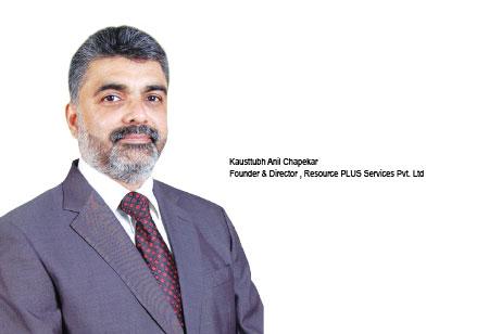 Kausttubh Anil Chapekar,Founder ,Resource-PLUS-Services-Pvt-Ltd