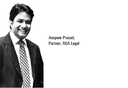 Anupam Prasad,Partner,RDA-Legal