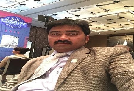 K.B. Rathnakara Reddy ,Managing Director,Infra-Support-Engineering-Consultants