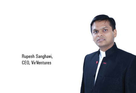Rupesh Sanghavi,CEO,VirVentures