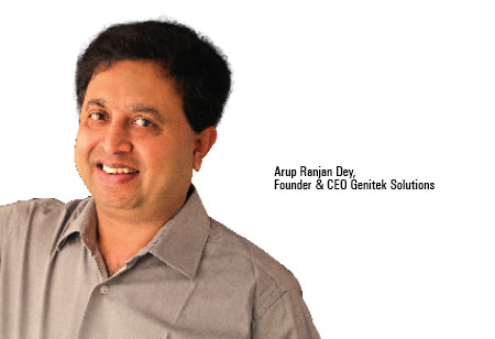 Arup Ranjan Dey,Founder CEO,Genitek-Solutions-Pvt-Ltd