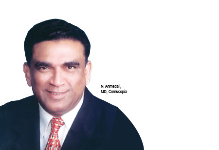 N. Ahmedali,Managing Director,Cornucopia-Pvt-Ltd