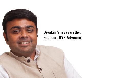 Divakar Vijayasarathy,Founder,DVS-Advisors