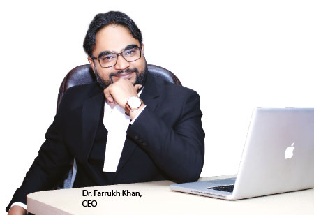 Salar M Khan, Changhez Khan, Dr Farrukh Khan, & Feroz Khan Ghazi, ,Managing Partners,Diwan-Advocates