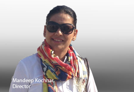 Mandeep Kochhar ,Director,Adroit-Learning-Manpower