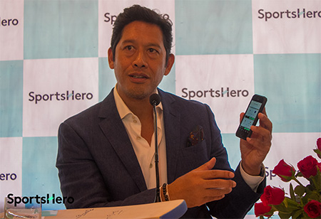 Sports Gamification App SportsHero launches in India