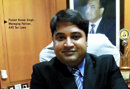 Puneet Kumar Singh,  Managing Partner ,AKS-Tax-Laws