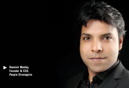 Ravnish Wesley,Founder & CEO,People-Strategists