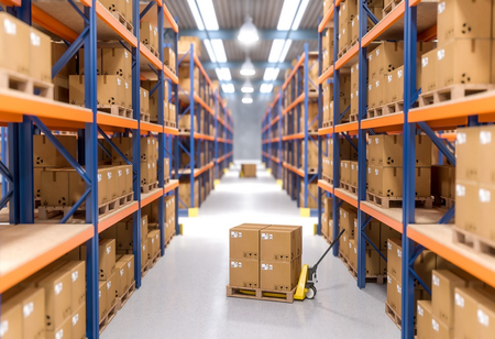 Top Reasons why Warehouse Management plays a key role in Logistics chain