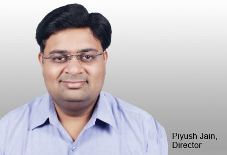 Piyush Jain,Director,DJ-Accountants