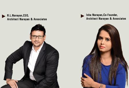 R.L. Narayan, Director,Architect-Narayan-Associates