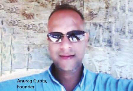 Anurag Gupta,Founder,Kickass-Infomedia