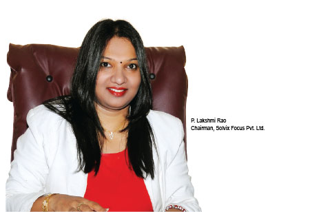 P. Lakshmi Rao,Chairman,Solvix-Focus-India-Pvt-Ltd