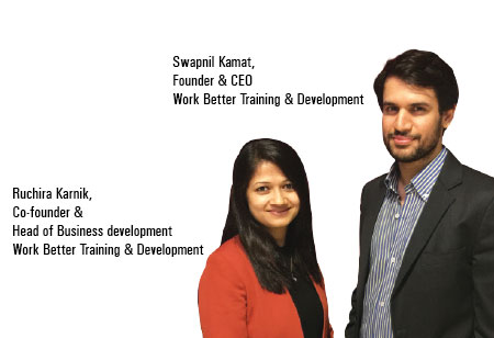 Swapnil Kamat ,Founder & CEO,Work-Better-Training-Development