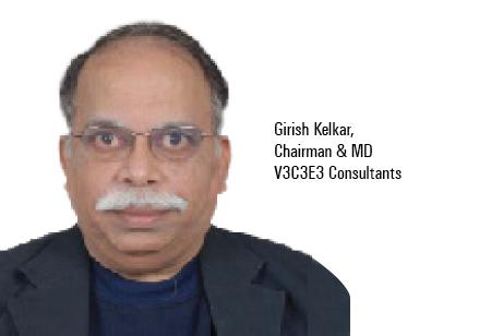 Girish Kelkar,Chairman and Managing Director,V3C3E3-Consulting-Group