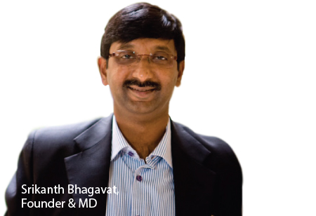 Srikanth Bhagavat,Founder & Managing director,Hexagon-Capital-Advisors