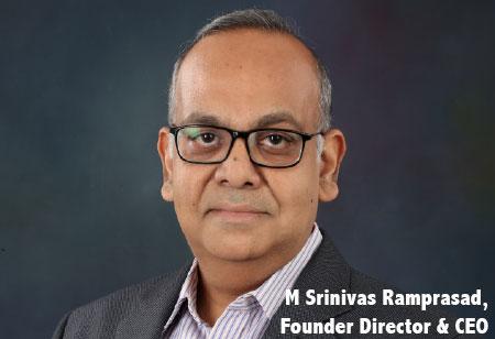 M Srinivas Ramprasad, Founder Director & CEO,Rajendra Prasad, Co-Founder & Director,Persept-Solar