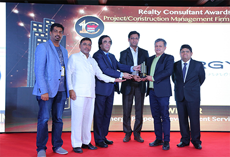 Synergy Property Development Services recognized as 'Project Management Firm of the Year 2018'