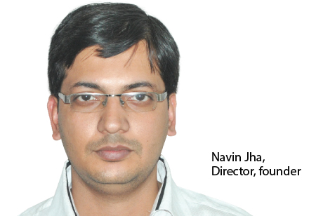 Navin Jha ,Founder & Director,Moments-Mapping-Communications