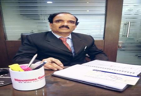 S.K Prabhu   ,Founder      ,Navarees-Consultants