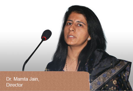 Dr. Mamta Jain,Director,Medwiz-Health-Care