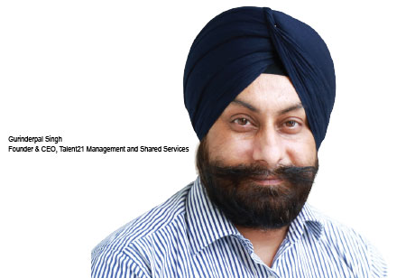 Gurinderpal Singh,CEO,Talent21-Management-and-Shared-Services-Pvt-Ltd