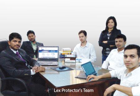 Aurobinda Panda & Bhaskar Jyoti Mukherjee,Founder & Managing Partner ,lex-protector-international