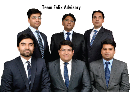 Saurabh Jain ,Co-founder,Felix-Advisory