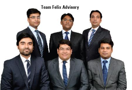 Saurabh Jain ,Co-founder,Felix-Advisory