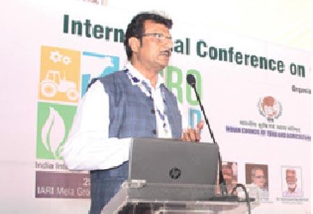 Bio-Agriculture (Bioag) In India