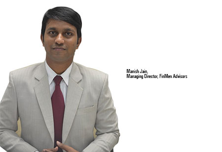 Manish Jain,MD & Partner,FinMen-Advisors