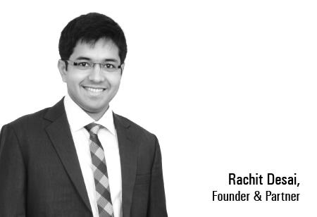 Rachit Desai,Founder and Partner,Spectra-Management-Consultancy