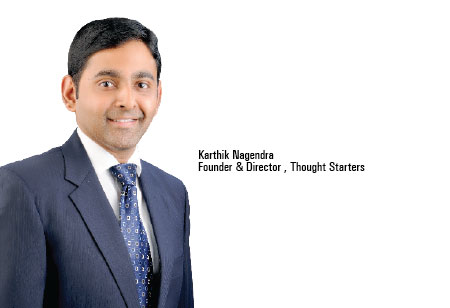 Karthik Nagendra,Founder & Director ,Thought-Starters