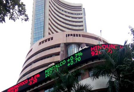 Sensex up 100 points ahead of weekly F&O expiry