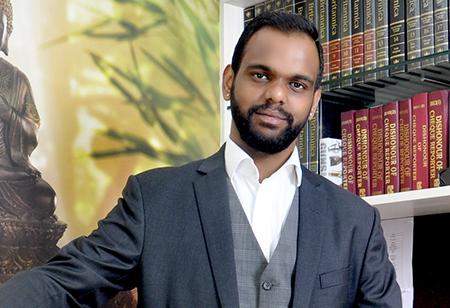 Sudhir Reddy ,Founder,Reddy-Reddy-Advocates-Legal-Consultants