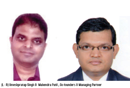Mahendra Patil  & Umeshpratap Singh,FRM &  FRM, CFA, Co-Founders& Managing Partners.,XMPUS-Financial-Services-LLP