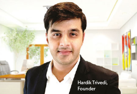 Hardik Trivedi,Founder,Om-Infosolutions