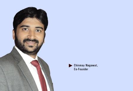 Chinmay Nagawat,  Co-Founder,KPNB-Associates
