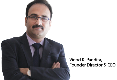Vinod K. Pandita ,Founder & CEO,Perception-Management-Consulting