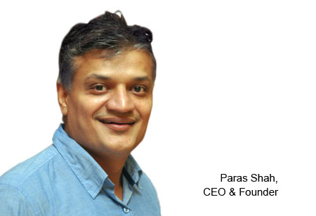 Paras Shah,CEO,Neoteric-Infomatique