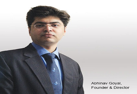 Abhinav Goyal ,Founder & Director,Stellarix-Consultancy-Services