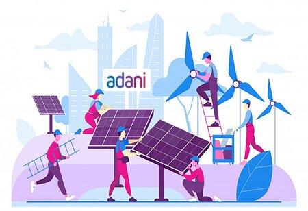 Adani Green Planning to Buy Majority Stakes of SoftBank SB Energy