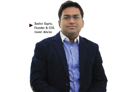 Sachin Gupta, Founder & CEO,Invest-Advise
