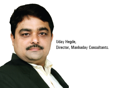 Uday Hegde, Director,Manhaday-Consultants