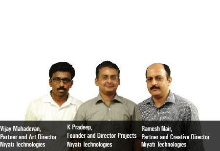 K Pradeep,Founder,Niyati-Technologies