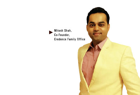Mitesh Shah,  Co-Founder,CredenceFamilyOffice