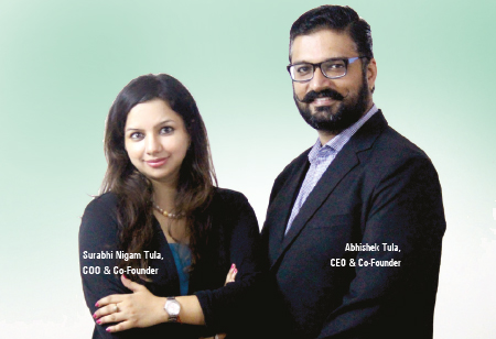Abhishek Tula & Surabhi Nigam Tula,Co-Founders ,Kaizen-Training-Solutions