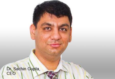 Dr. Sachin Gupta,Chief Executive Officer,Salus-Health-Care